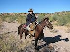 Cowboy Goff arrives  12/10