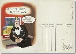 postcard gelukkig nieuwjaar en nog vele kaartjes