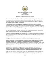 Rep. Brower Statement_thumb