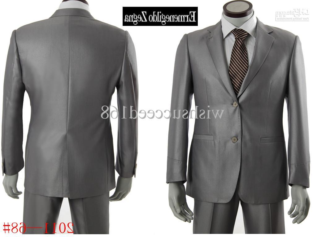 Button Wedding Men Suits