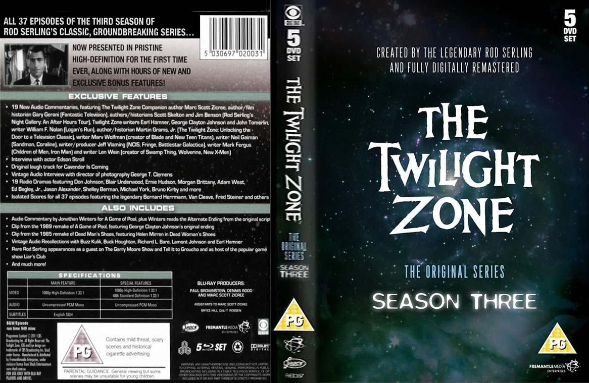 Book Cover Series Zone : Charlesbronsonweb the twilight zone