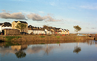 Galway City, Southern Ireland.