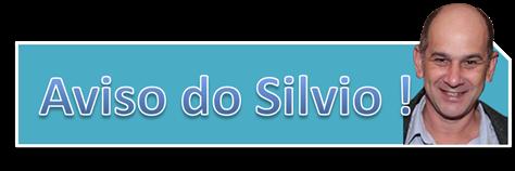 aviso do Silvio