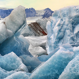 by Stanley P. - Landscapes Caves & Formations ( ice, snow, formations, landscapes )