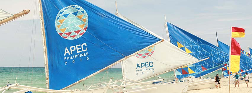 Image of Visitors of APEC Philippine Summit Are Larger than They Expected
