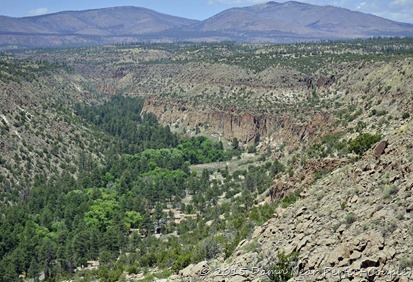 Bandelier Valley