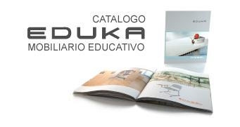 Catalogo de mobiliario escolar eduka