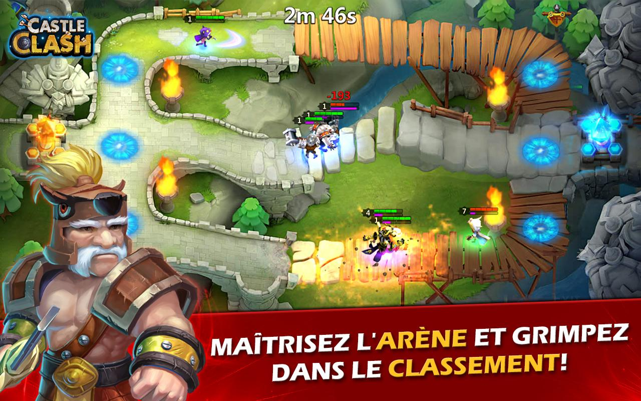 Castle Clash: Ère des Légendes Screenshot 3
