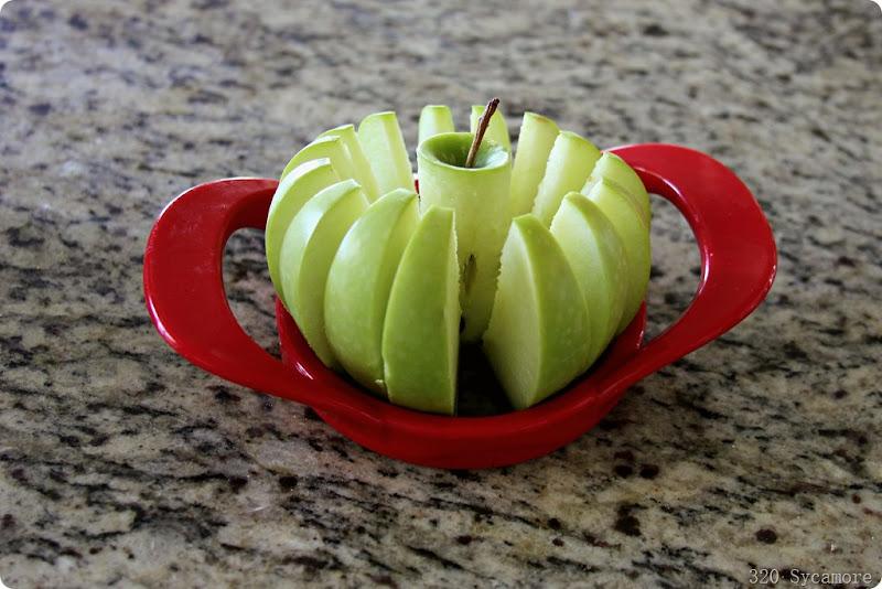 16 apple slicer