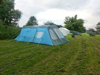 Cubs Tent