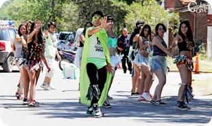 Olimpiadas Escolares - Jornada de Danza 2014