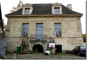 La maison du Fontainier