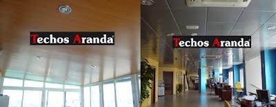 Techos en La Rinconada