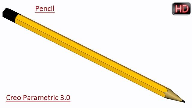 Pencil YouTube Icon