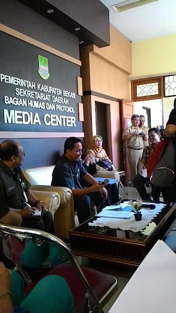 Dinkes Siap Terbuka Pada Media