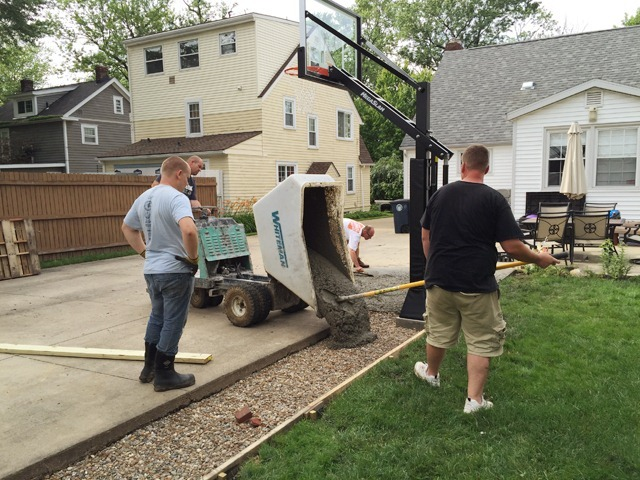 Neighbors-Concrete-Project