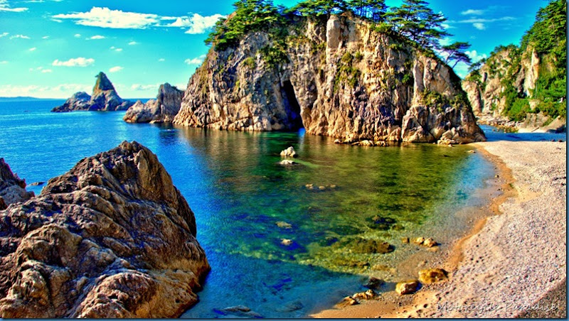 Meganeiwa coast 1