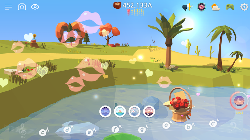 My Oasis - Calming and Relaxing Incremental Game Screenshot 4
