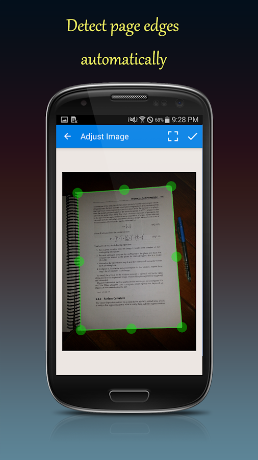 Fast Scanner : Free PDF Scan Screenshot 1