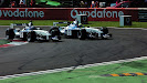 Juan Pablo Montoy VS Ralf Schumacher, Williams FW24