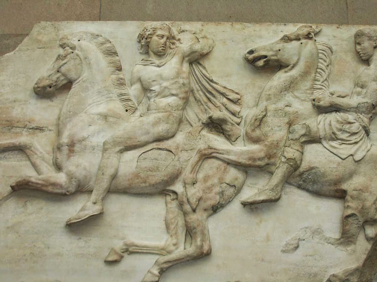 Heritage: Redefining the Conflict over the Parthenon Marbles