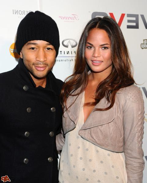 John Legend, Christine Teigen