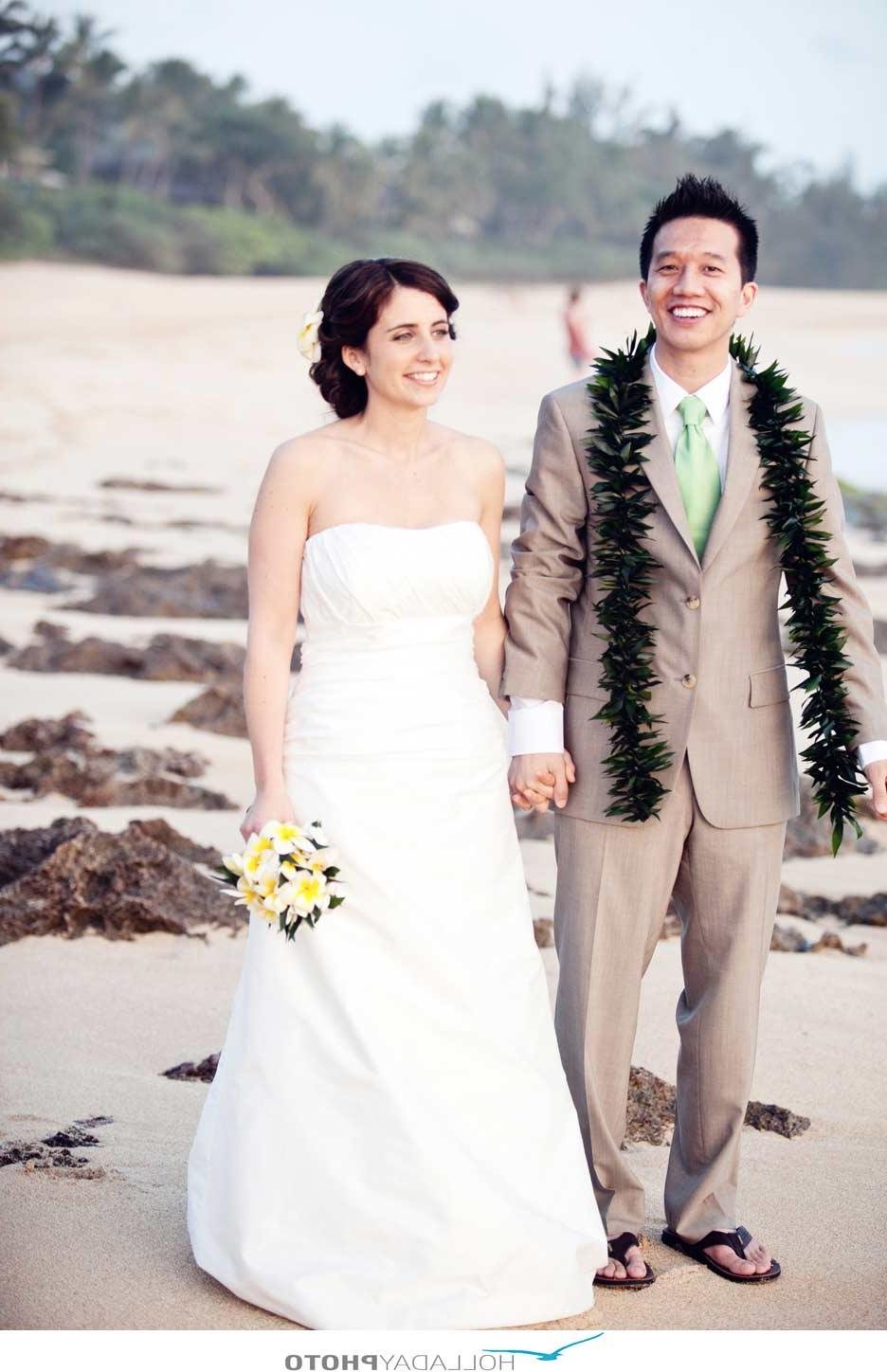 JAY : HAWAII BEACH WEDDING