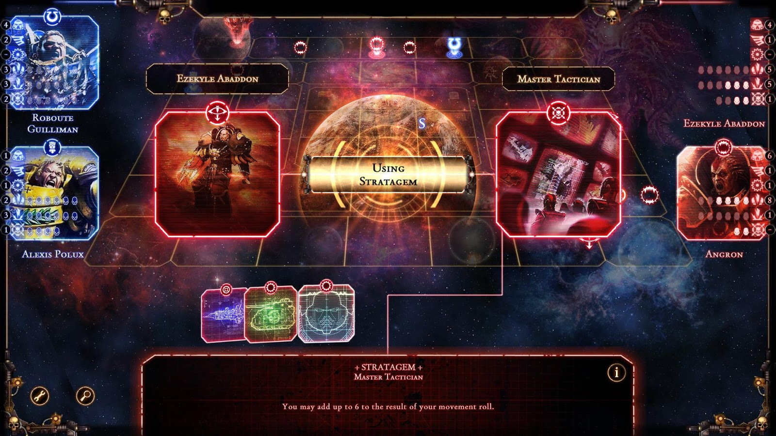 Talisman: The Horus Heresy Screenshot 13