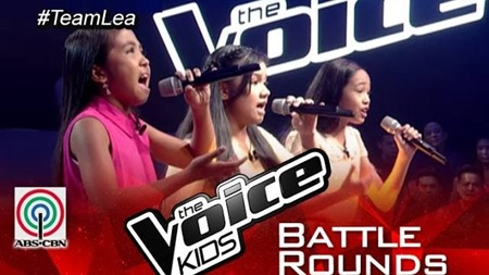 The Voice Kids PH 2 jhyleanne kyla mary anne