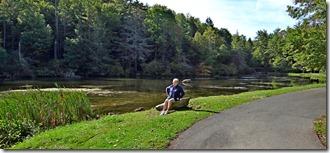 Little Beaver Lake and hike 014