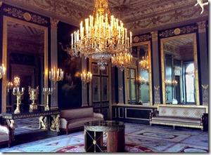 Hotel de Beauharnais - salon des Quatre Saisons