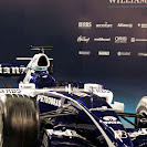Williams FW28 launch front-right