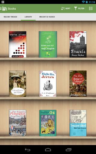 Aldiko Book Reader Premium screenshot 13