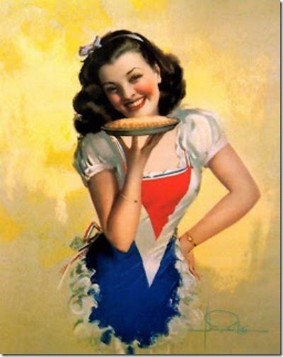 22dibujos vintage amas de casa (1)buscoimagenes