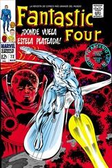 P00009 - fantastic four #72