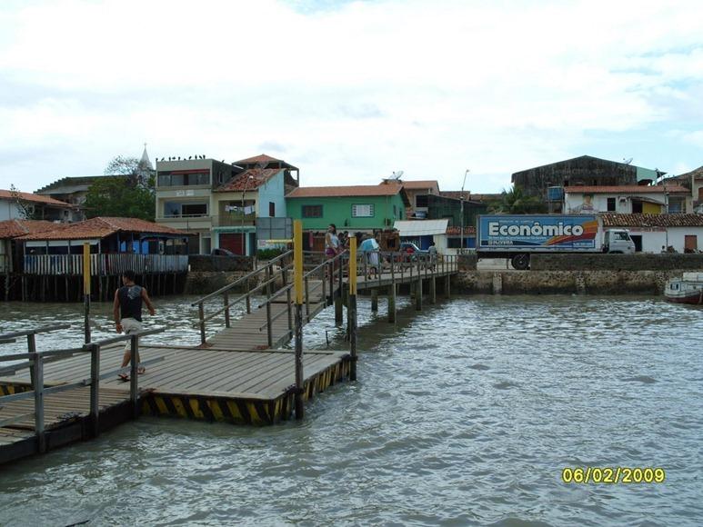 Porto de Turiaçù - Maranhao, foto: wandersonrio/Panoramio