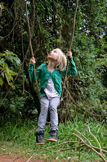 Jane, where is Tarzan?