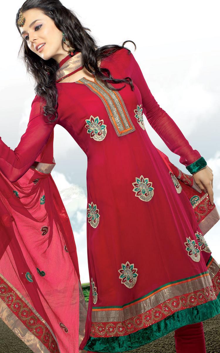 Indian Wedding Anarkali Salwar