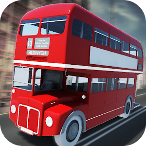Cover art London Bus SUV 3D
