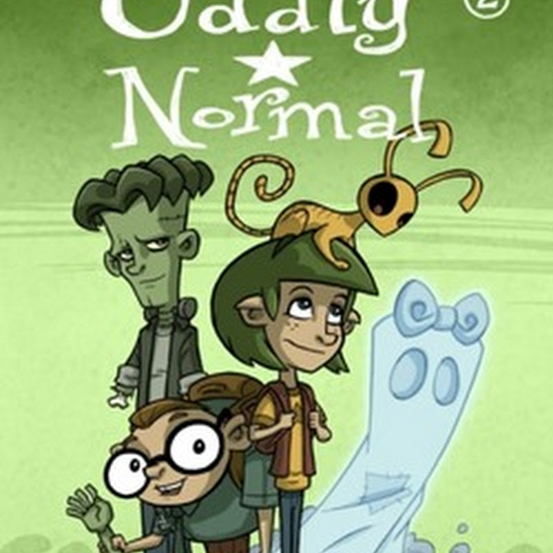 Otis Frampton's - Oddly Normal #2