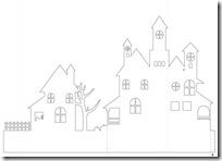 plantillas casa encantada jugarycolorear com (4)