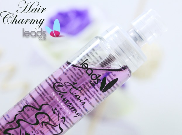 Perfume leads care para os cabelos