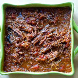 Slow Cooker Firecracker Brisket