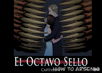 Actualización 04/12/2015: El Octavo Sello. Se agrega el numero 9 gracias a Be1garath & Gregario del CRG.
