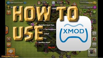 XMOD Install လုပ္နည္းႏွင့္ COC တြင္အသံုးျပဳပံု