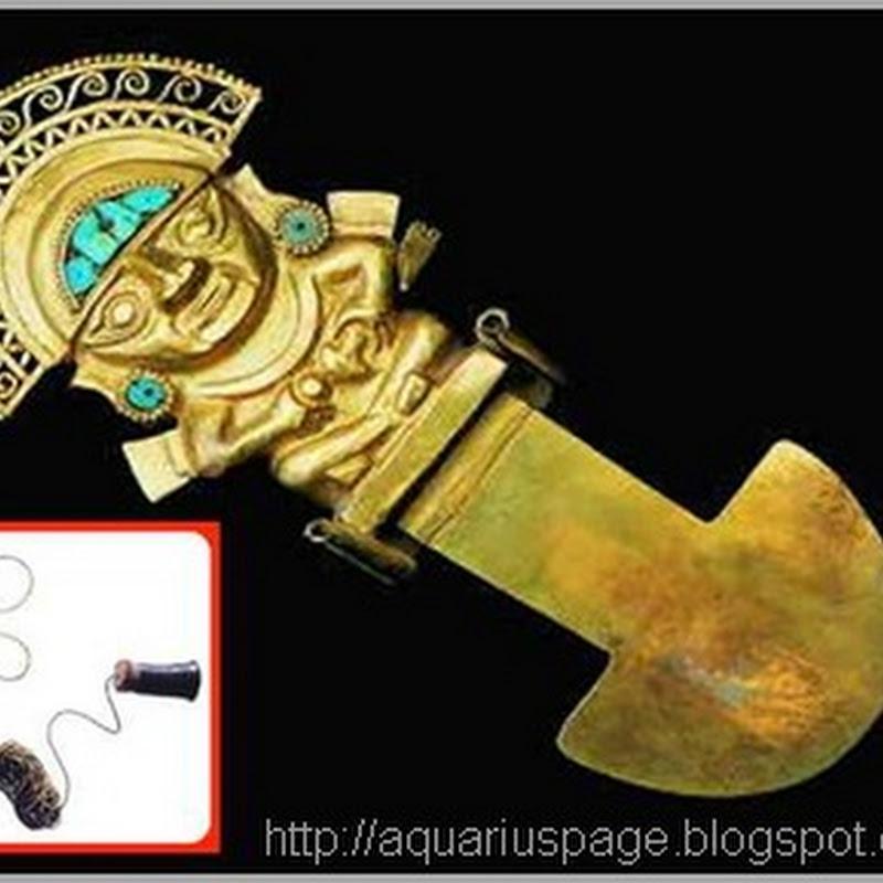 O Telefone de 1400 anos do Peru seria mais uma prova Alienígena ?