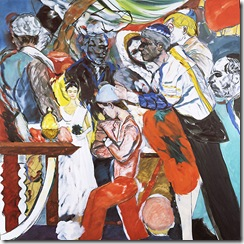kitaj-the-wedding