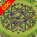 Game Maps of Clash Of Clans APK for Windows Phone