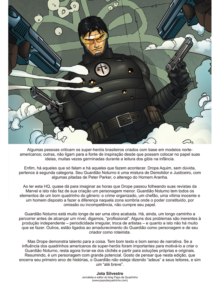 Guardião Noturno 4 - Página 2