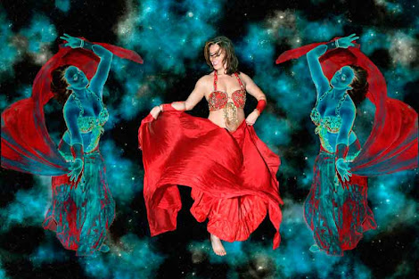 """The """"Cosmic Dance"""" piece from the """"2005"""" collection"""